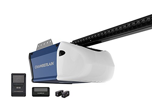 Chamberlain PD510 Garage Door Opener Review