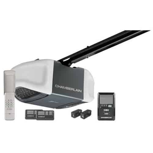 Chamberlain WD832KEV Garage Door Opener Review