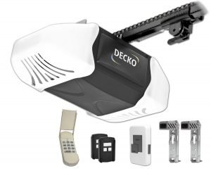 Decko 24300 Garage Door Opener Review