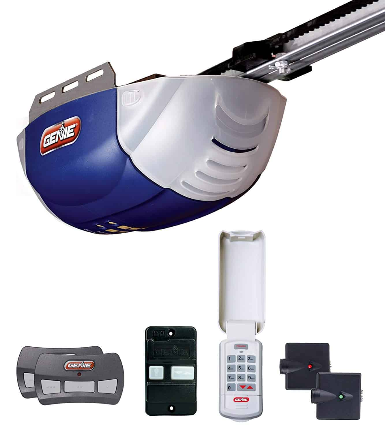 Genie 2042-TKC QuietLift 800 Garage Door Opener Review